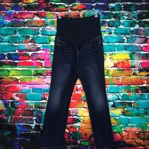 Old Navy Maternity Full Panel Boot Cut Size 14